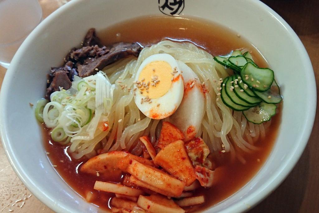 平壌冷麺食道園 平壌冷麺